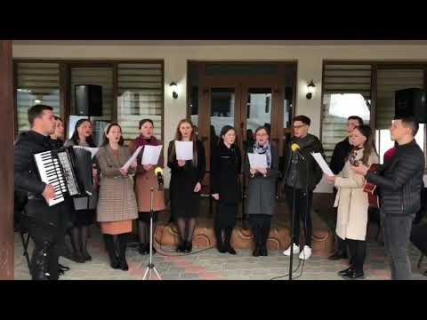 Grup tineri din Biserica Nr 1 Vicovu de Sus: Domnu-mi poarta grija, eu ma-ncred in El – 24 mai 2020