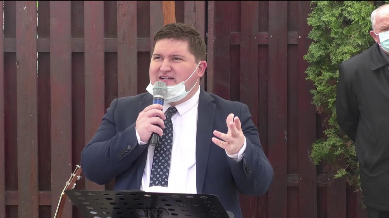 Caleb Nechifor: Biserica e invincibilă!