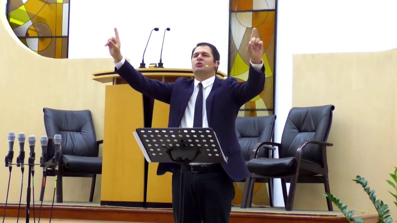 Marius Pop: Ce fel de oameni vrea Dumnezeu sa fim in vremurile aceastea de criza?