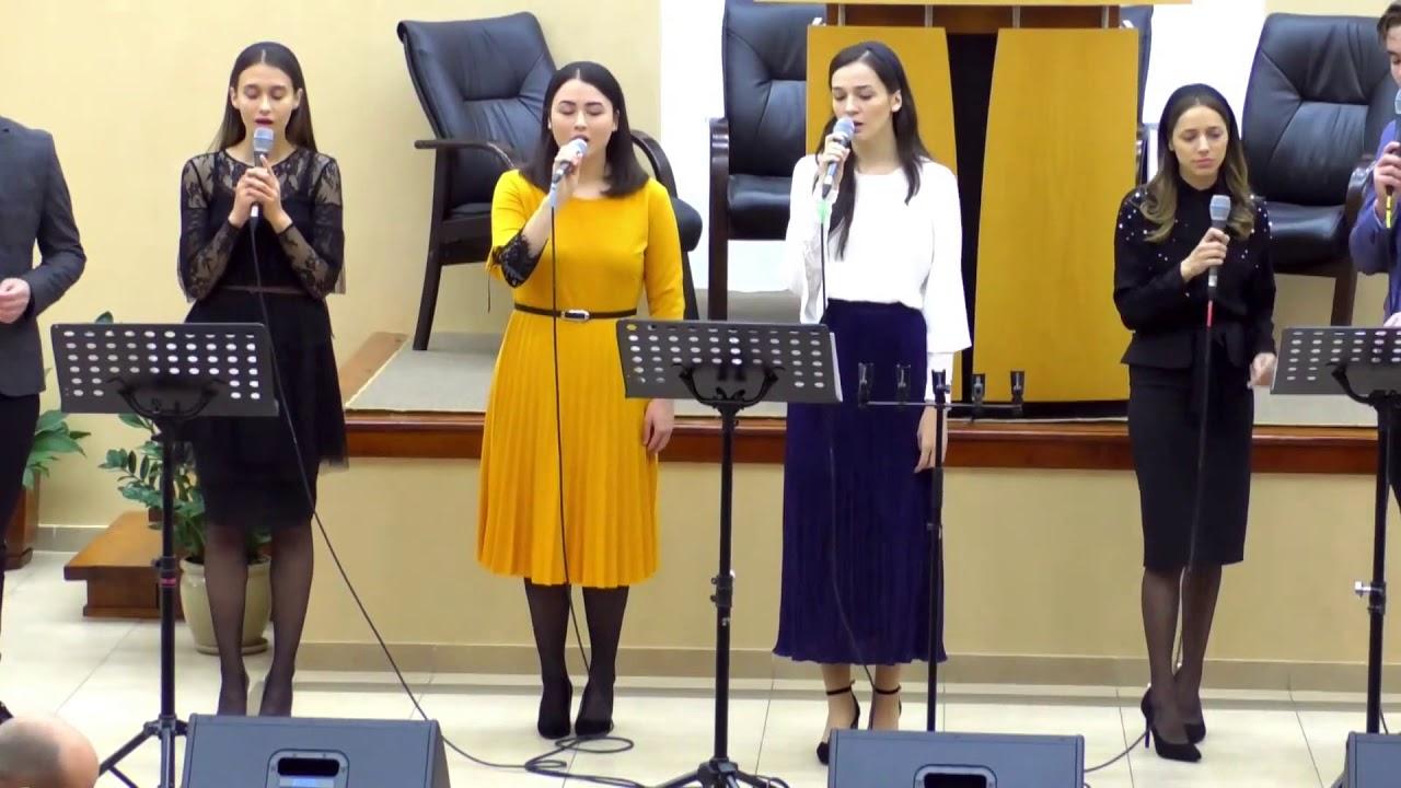 Grup din Biserica Penticostala nr 1 din Dej: Duhul Tău