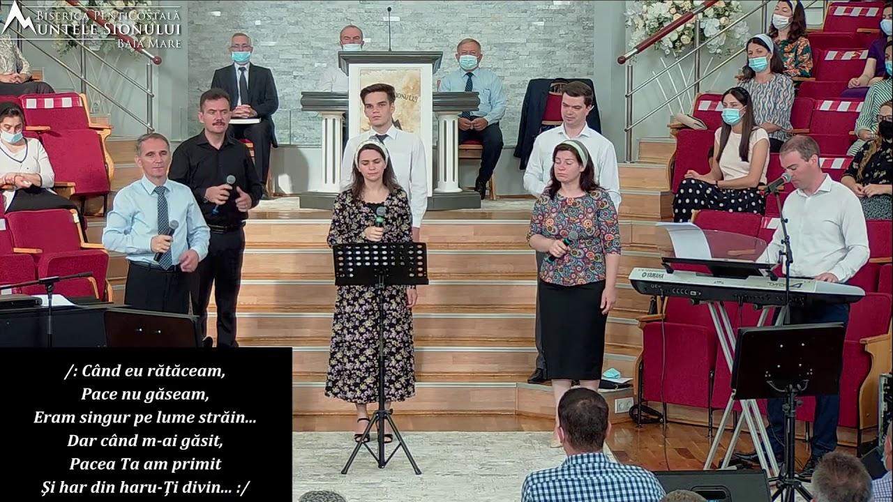 Familiile Sfara și Bălan: Cu Tine Doamne Isuse Străbat drumul mereu