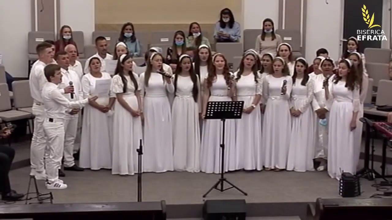 Grup canditati botez din Biserica Efrata: Eram pierdut eram cazut – Viata mea s-a schimbat