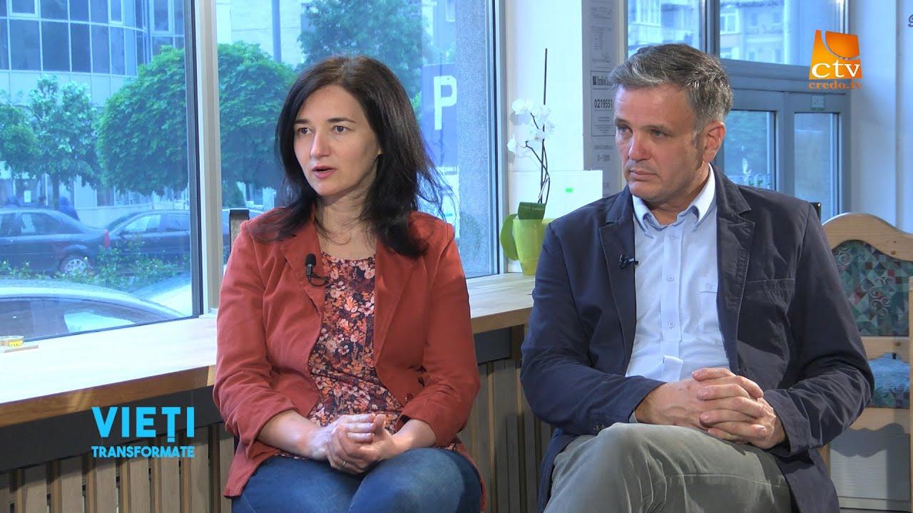 Vieți Transformate – Mircea și Manuela Vatamaniuc
