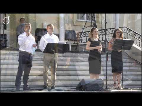 Grup din Biserica Emanuel Sibiu: Doamne n-am aur nici argint