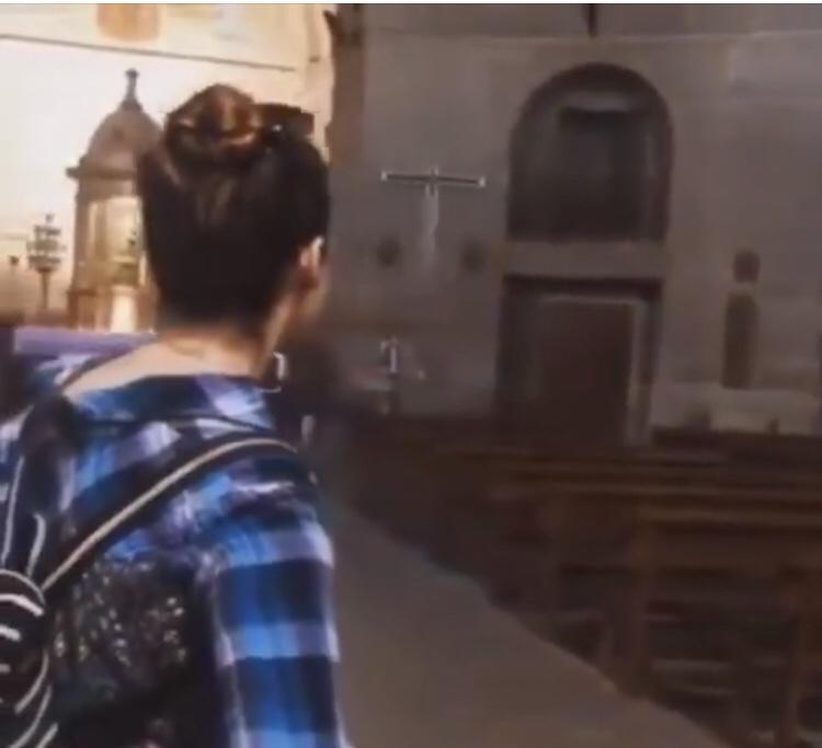"""Ligia Tranca: De azi ne-au interzis sa Îti cantam… """"Ce este de făcut atunci? 20.10.2020 – noile restrictii privind COVID-19 interzic cantatul in locasele de cult in Spania"""