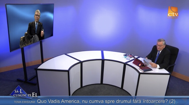 Cristian Ionescu: Quo Vadis America, nu cumva spre drumul fără întoarcere? (2)