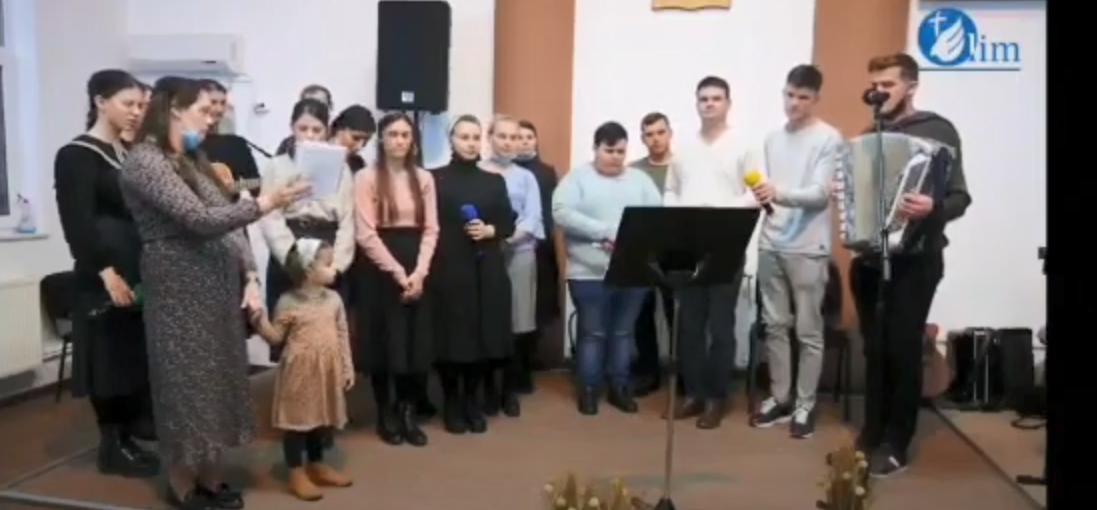 Grup de tineri: Mai este mult, Isuse drag, Pân' la a Ta venire?