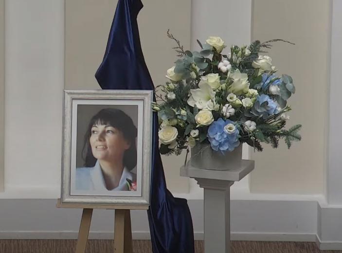 VIDEO: Priveghi Ligia Muresan