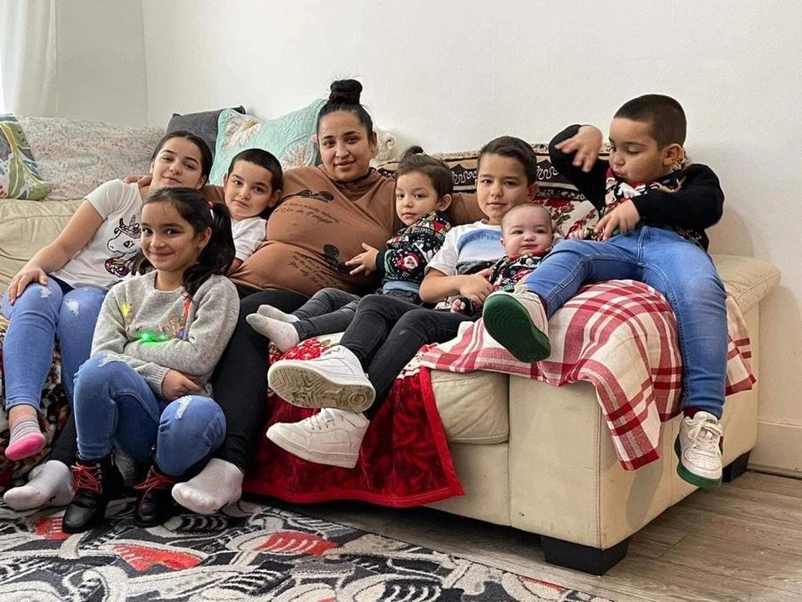 Alături de familia Nerghis! Dumnezeu să mângâie familia îndoliată! Raman in urma 7 copii si sotia