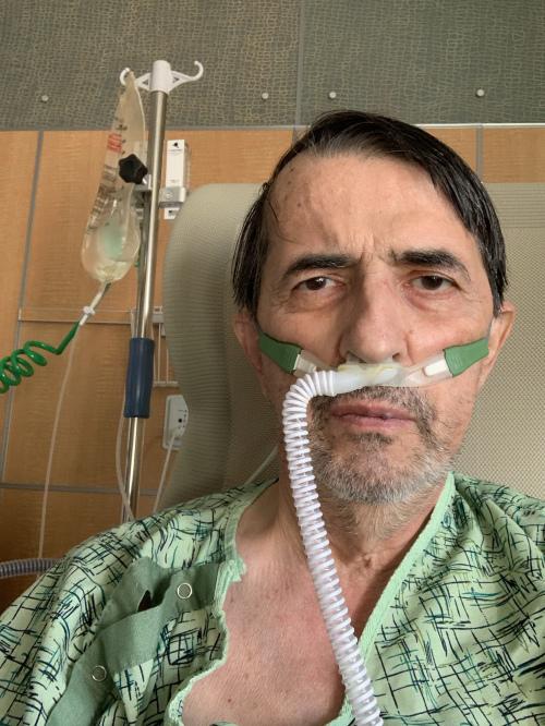 Daniel Brânzei: Efectele infectării mele