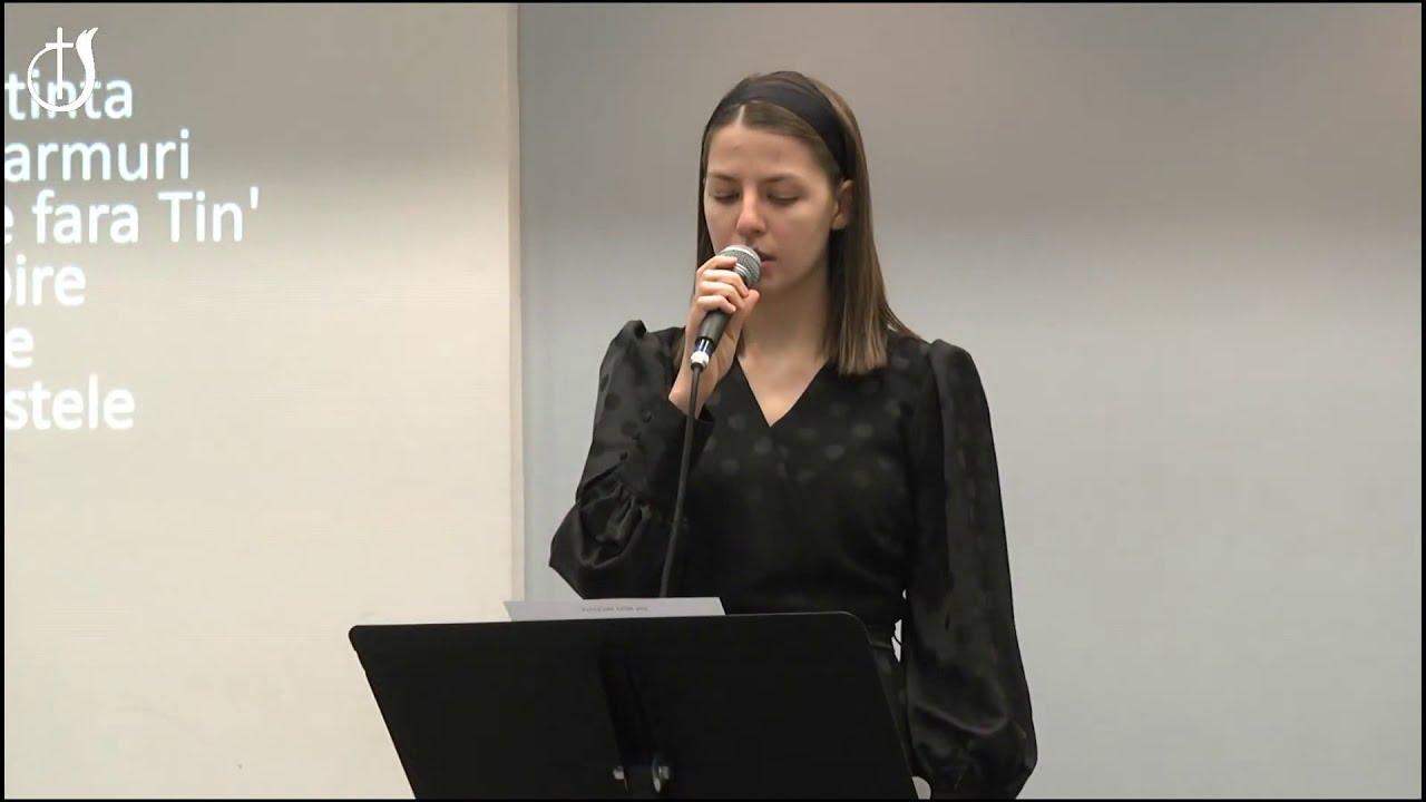 Ioana Vasiu: Alergăm pe un drum fără de țintă