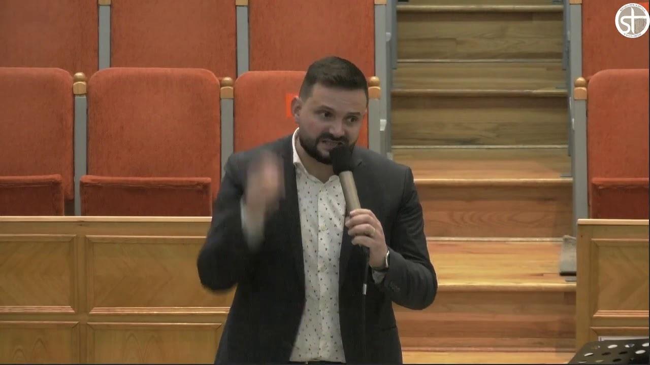 Alin Pop: Sa nu-L vinzi nicioadata pe ISUS! (pe ce lume traim?)