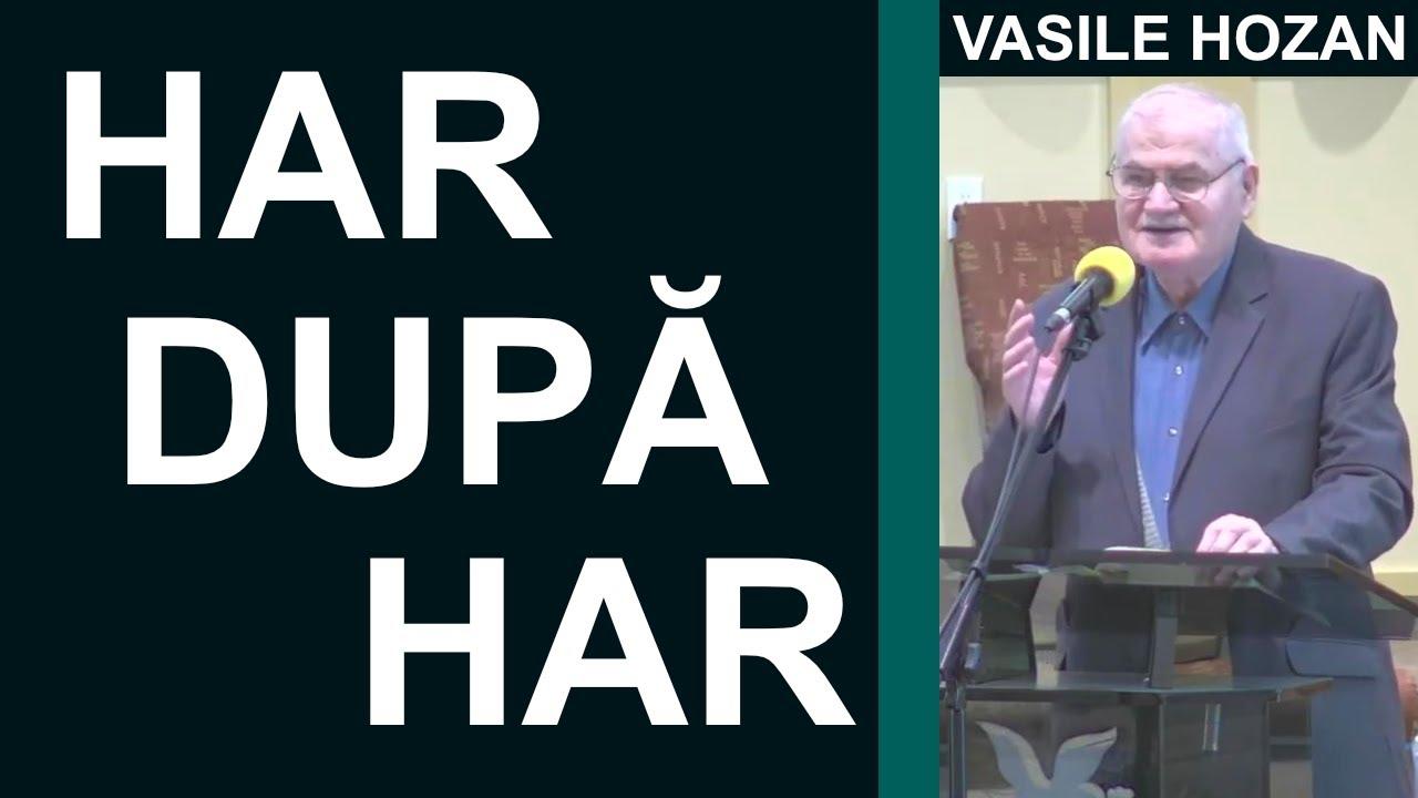 Vasile Hozan – Har după har